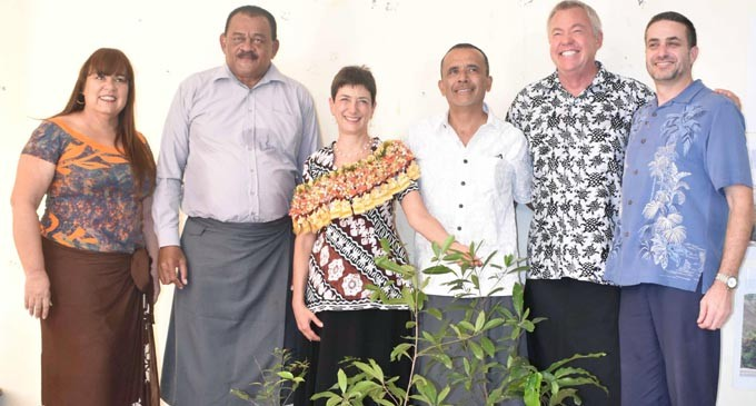 Mamanuca Group Takes Action To Save Dry Forest