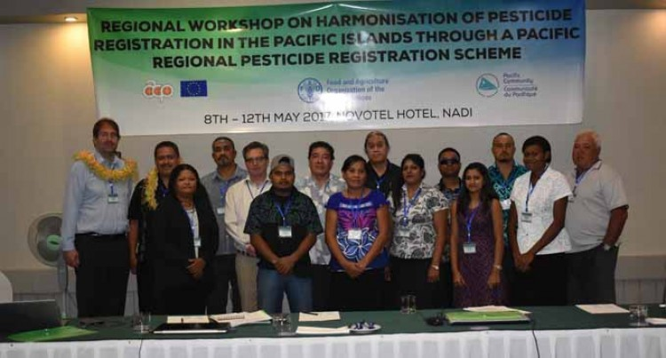 Pesticide Registrars Learn New Methods