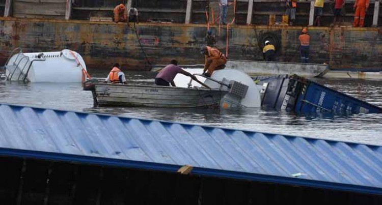 15 Containers Removed From Suva Harbour