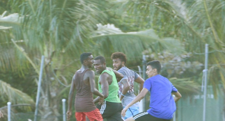 Midfield, Fitness Work For Rewa