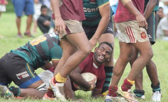 Top Clubs Set Pace In Suva Comp