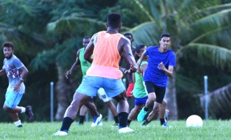 Ragata Back For Suva