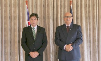 President Receives Credentials From Cuban, Denmark Envoys