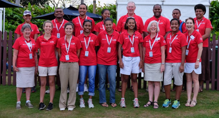 Westpac Reunites With Fiji International