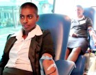 Police Recruits Donate Blood