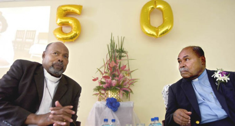 Butt Street Church Celebrates Building  50 Years