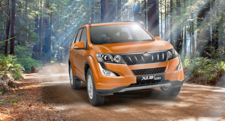Mahindra XUV500 ,The Luxurious 7 Seater SUV
