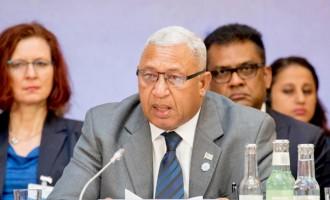 United Effort To Tackle The Crisis: Bainimarama
