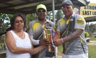 Team Sheraton Win Pickett Cup