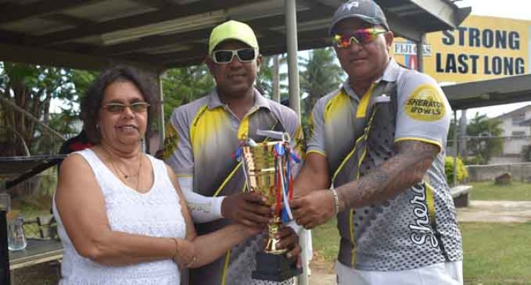 Team Sheraton Win Pickett Cup