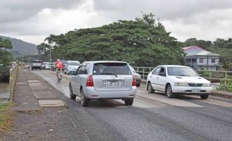 Labasa Bridge Now Open To Traffic