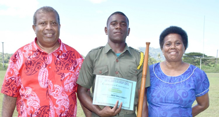 Nemani Dedicates Award To Parents, Relatives