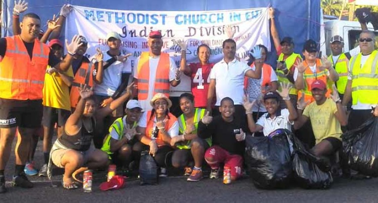 Church Walk To  Fundraise, Champion Civic Pride