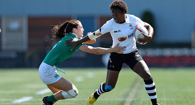 Canada falls to New Zealand 17-7 in women's rugby sevens final