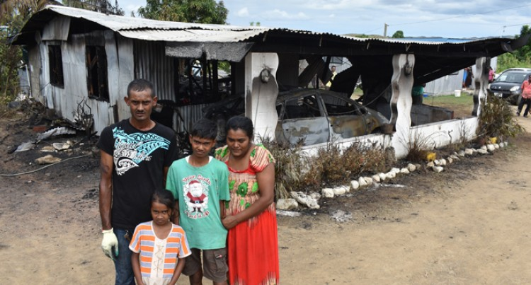 Rescuer Tells How He Saved Neighbour