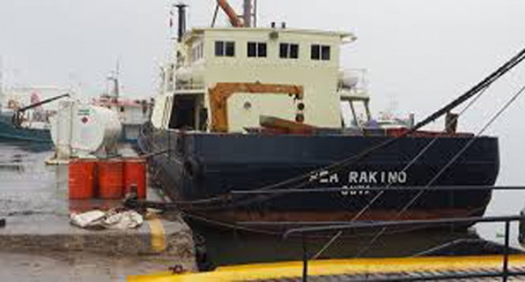 MV Sea Rakino Chartered For Lau Trip