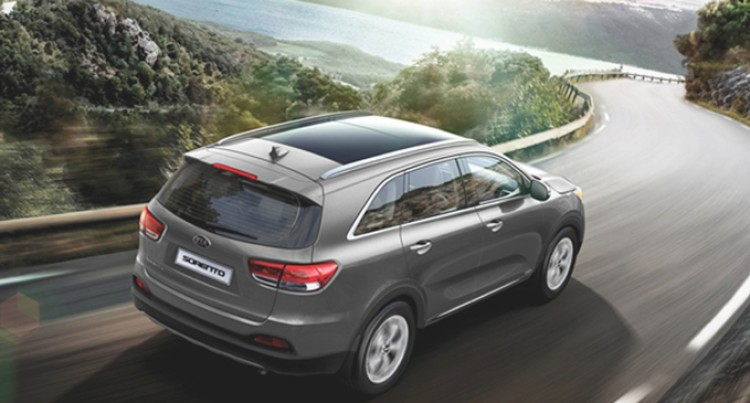Unleash Your Confidence With Kia Sorento