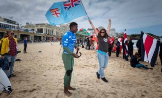 Fijians Survive First Round In France