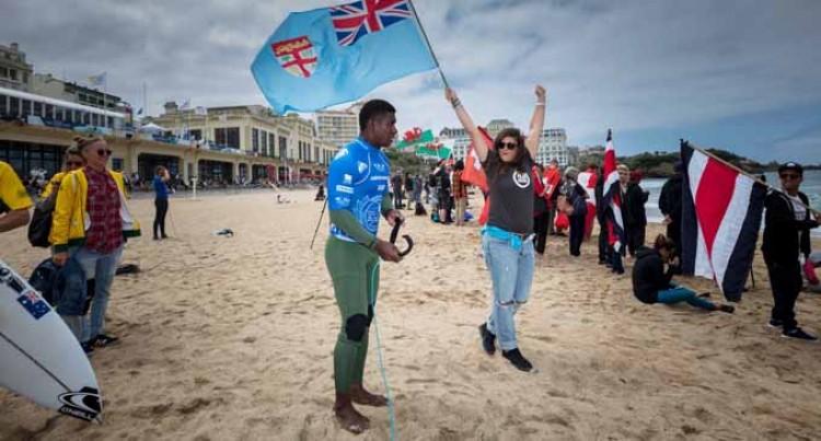 Fijians Survive First Round In France