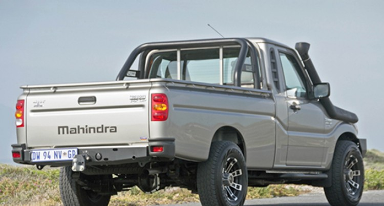 Mahindra Scorpio Ute – Pumped and Dressed to Perform and impress