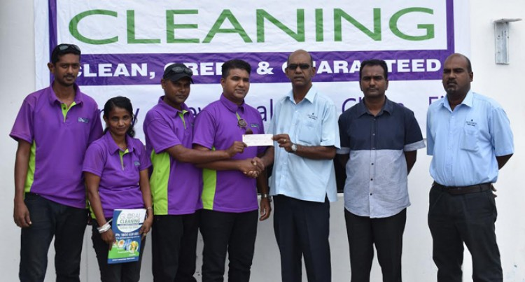 Global Cleaning Backs Lautoka
