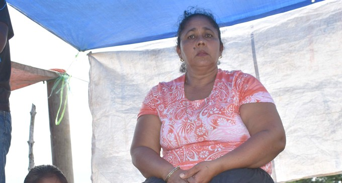 Devi Sells At  Labasa Market