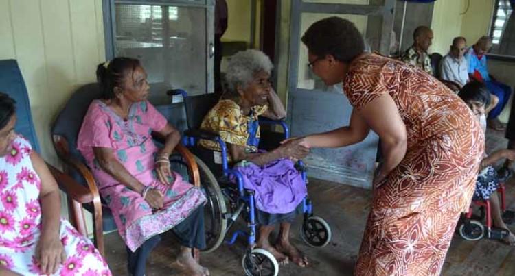 Katarina, 92, Thanks God For Shelter