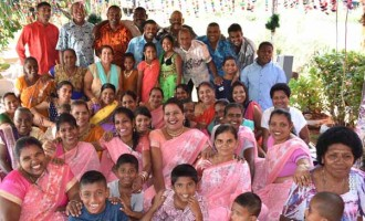 Value Our Mothers: Mandal President
