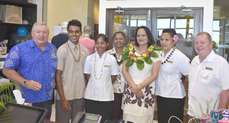 Akbar Praises Outrigger's Initiative