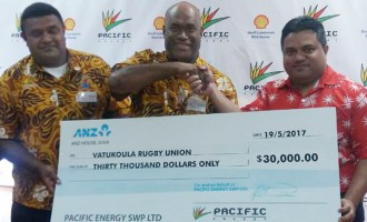 $30k Boost For Vatukoula Rugby