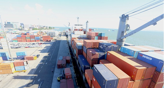 No Congestion At Suva Port
