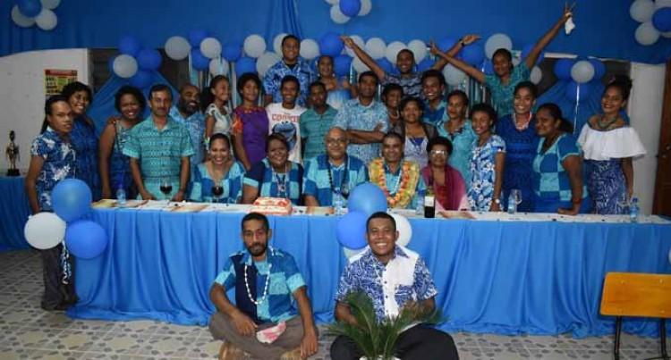 Volunteers Honoured At Celebration