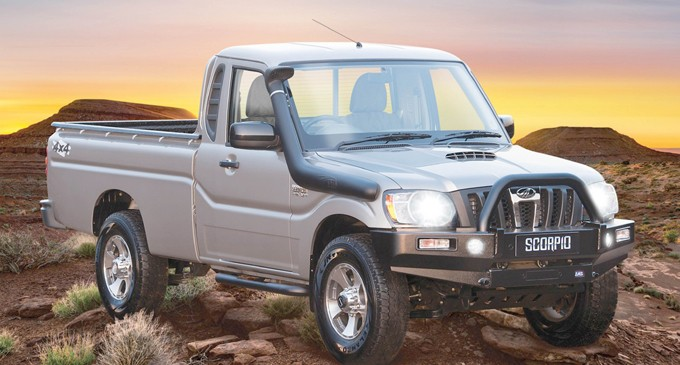 Mahindra Scorpio, a True Work Companion