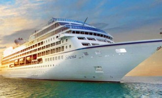 Two Cruise Liners Berth At Suva Port