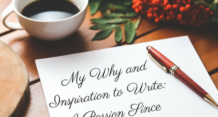 Writing As A Passion