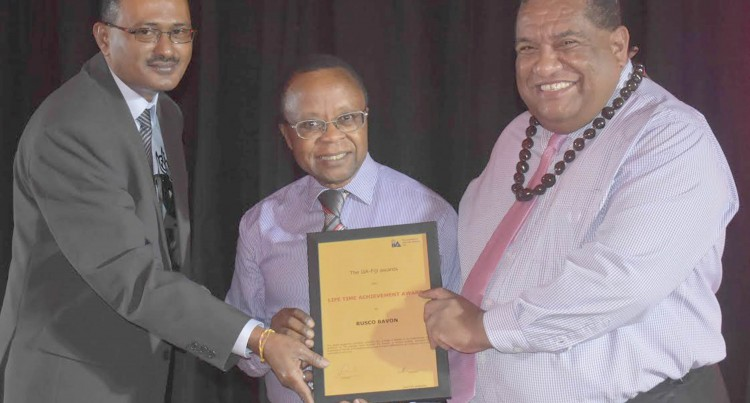 Institute Founder Awarded
