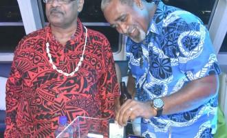 Samsung,  Digicel Launch At Port Denarau