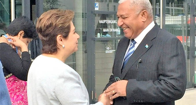 NZ and Australia latest to give Fiji COP23 funds