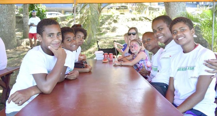 Shangri-La's Fijian Resort Fundraises For Special School