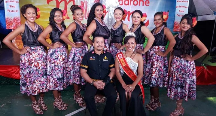 8 Queens For Miss Nasinu Crown