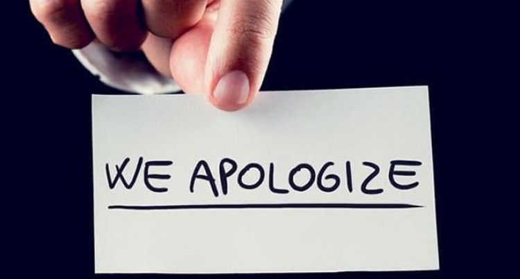 THAT Word Yesterday: An Apology And An Investigation