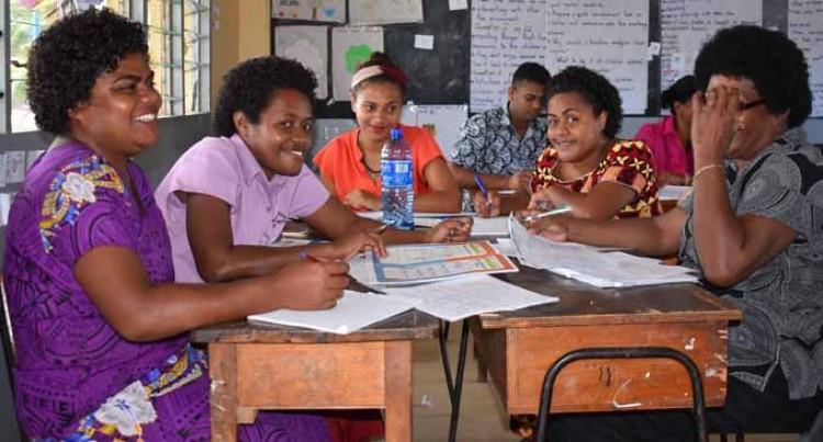 Workshop Targets Keen Interest In Maths