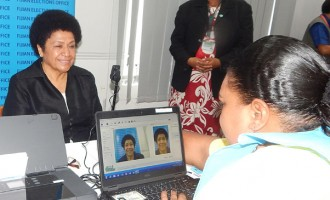 FEO Rolls With Mobile Voter Registration