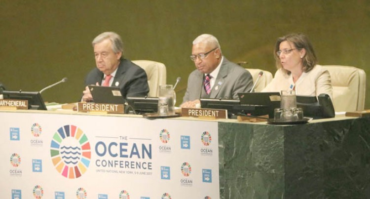 We Are Here To Turn The Tide: UN SG