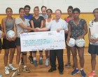 324K Boost For Fijian Netters