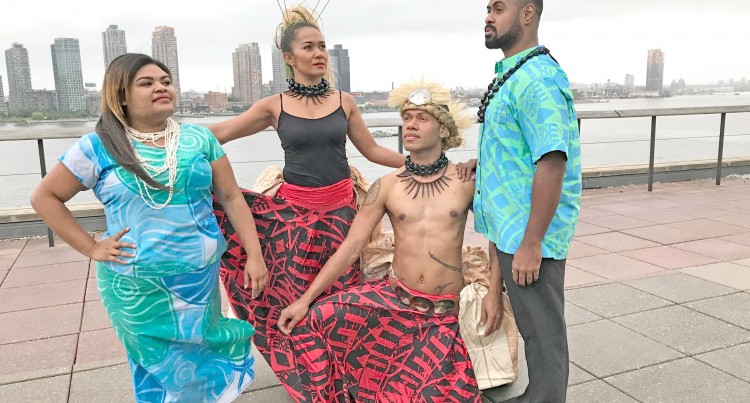 Fiji Entertainers Wow Delegation
