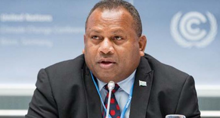 Seruiratu Urges Developed Nations To  Address Gaps