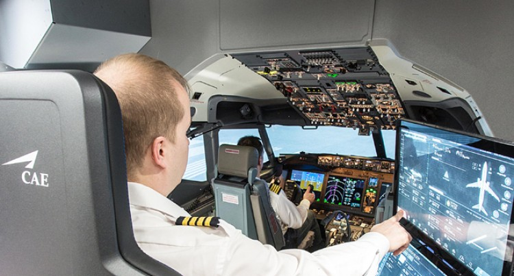Simulator Acquisition For Fiji Airways