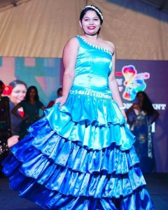 Arti Chand is one of the 16 confirmed contestants for this years Vodafone Hibiscus. Photo: Niyaaz Dean
