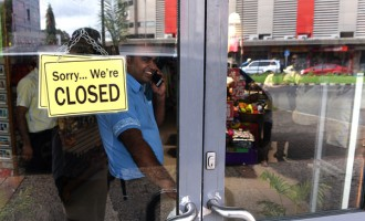 Asbestos Scare Closes Vodafone, Jack's Outlet